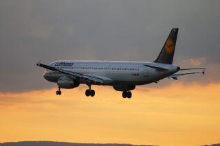 Lufthansa Airbus A321