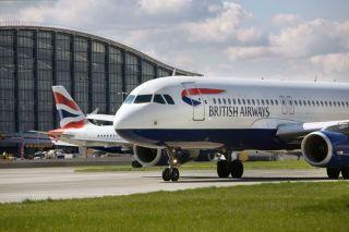 British Airways am Terminal 5