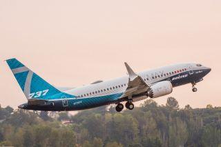 Boeing 737 MAX 7