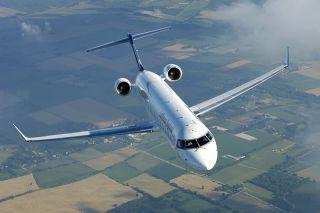 CRJ 900 der Lufthansa CityLine