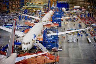 Boeing 787-Produktion