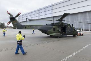 NH90 der Bundeswehr