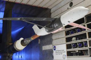 Das Truss-Braced Wing-Konzept von Boeing sieht lange und schmale Flügel vor, die zum Rumpf abgestrebt sind