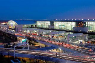 Flughafen Frankfurt Terminal 2