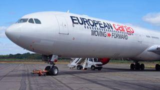 European Cargo Airbus A340