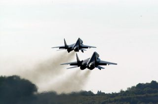 Polnische MiG-29