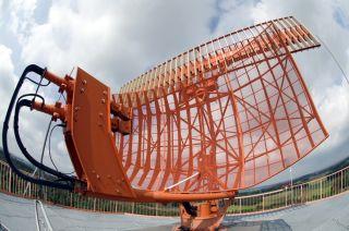 DFS-Radarstation Dresden