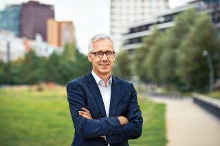 Jörg Simon, Aufsichtsratsvorsitzender des BER