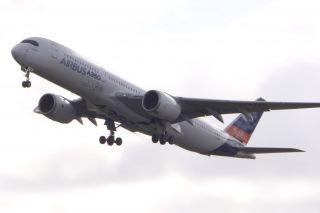 Airbus A350-900 Flightlab