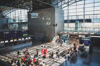Flughafen Frankfurt T2