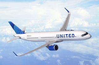 United Airbus A321XLR
