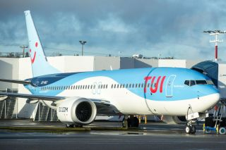 Tuifly Boeing 737 MAX