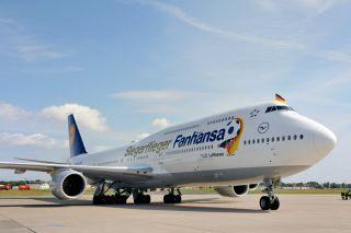 Lufthansa 747-8 'Siegerflieger'