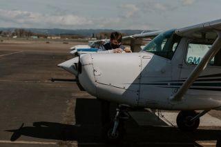 Flugausbildung an der Hillsboro Aero Academy