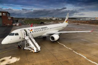 German Airways Embraer E190