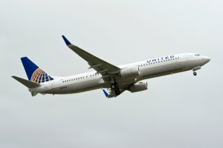 United Airlines Boeing 737-900ER