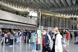 Flughafen Frankfurt T1