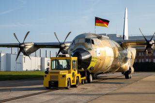 Lockheed Martin Hercules für die Deutsche Luftwaffe