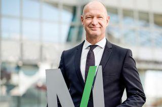 Jost Lammers Chef des Münchner Flughafens