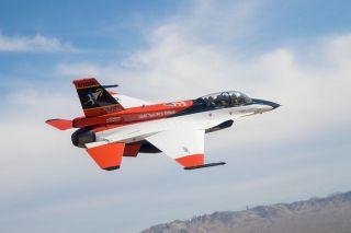 US Air Force MF-16D VISTA