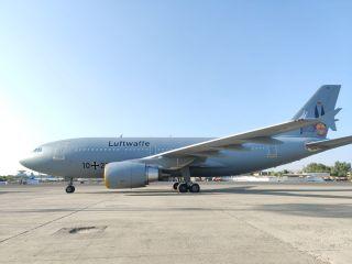 Luftwaffe Airbus A310 Kurt Schumacher