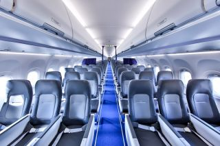 Lufthansa A321neo mit Airspace Cabin