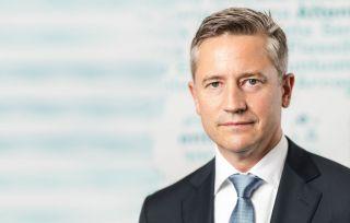 Jörg Eberhart, Strategiechef der Lufthansa