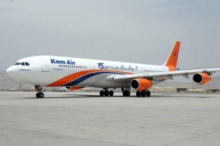 Kam Air Airbus A340-300
