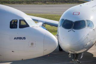 Airbus A320neo und A220