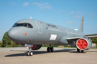 Luftwaffe Airbus A321LR