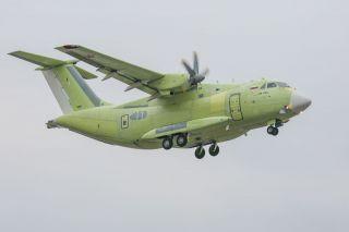 Iljuschin Il-112W