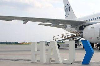 Sundair am Flughafen Hannover