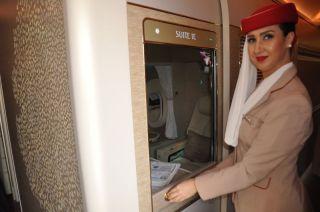 Emirates Boeing 777-300ER First Class