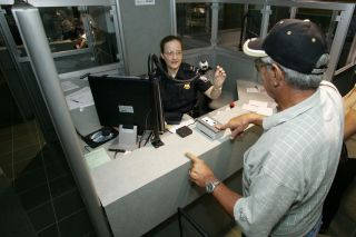 US-Einreisekontrolle