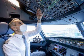 Kapitän bei Eurowings