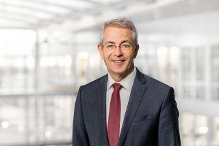 Der Vorstandsvorsitzende der Fraport AG Dr. Stefan Schulte
