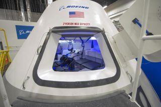 Boeings Starliner startet Richtung ISS