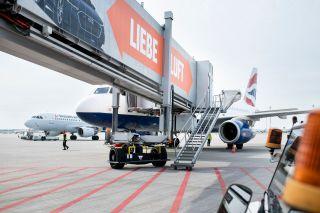 British Airways am BER