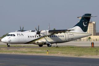 Pakistan International Airlines ATR 42-500