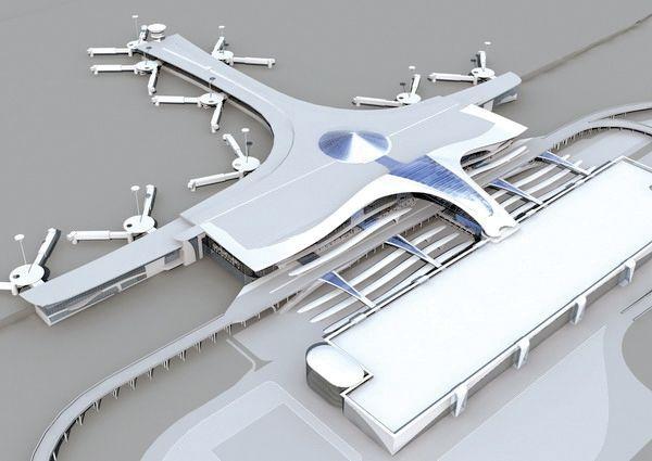 SVO Terminal D