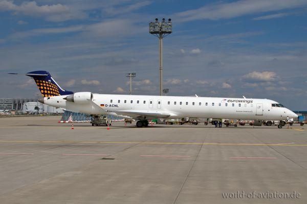 Eurowings Canadair CRJ900