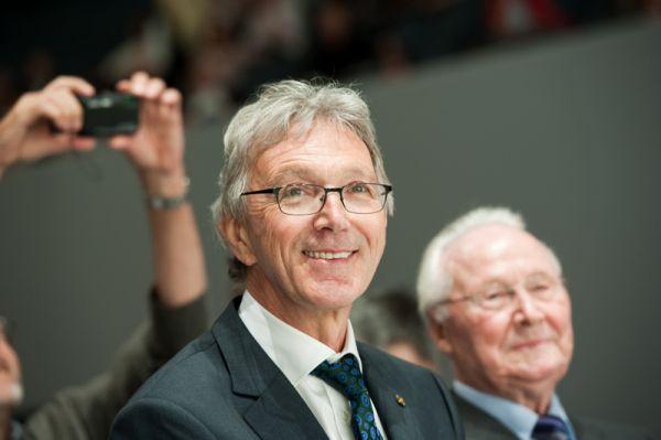 Lufthansa Aufsichtsratschef Wolfgang Mayrhuber