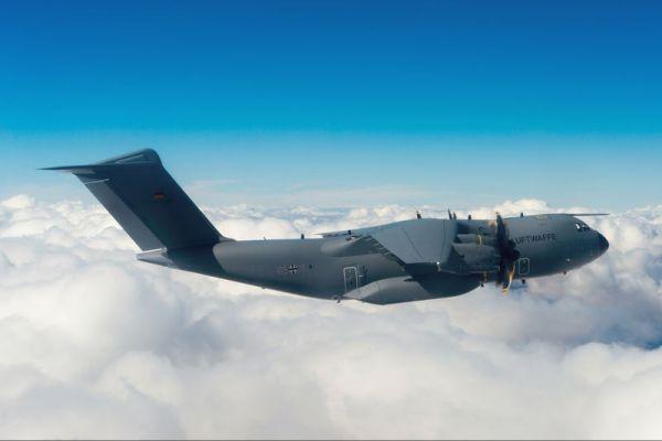 Erster Airbus A400M der Luftwaffe 54+01