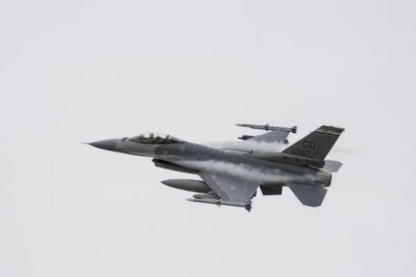 F-16 der US Air Force