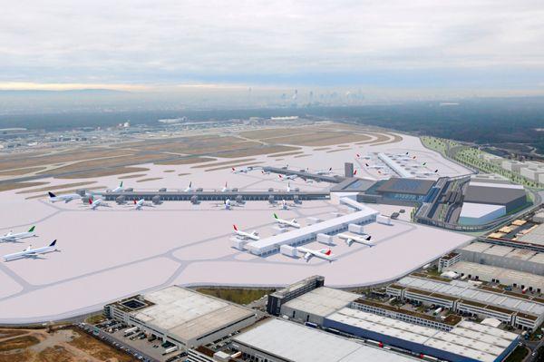 Flughafen Frankfurt Terminal 3