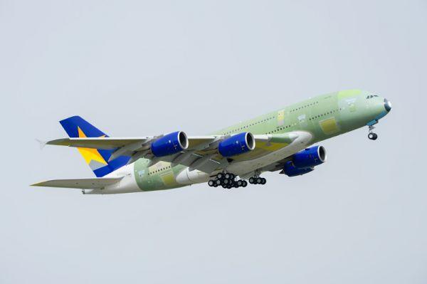 Skymark Airbus A380