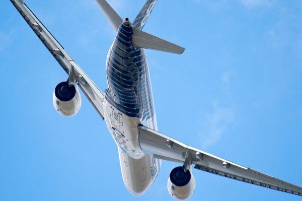 Airbus A350 auf der PAS15