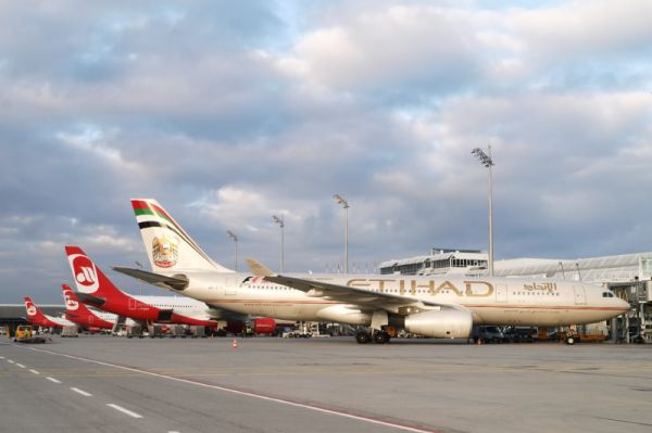 airberlin und Etihad Airways
