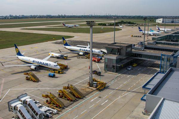 Ryanair am Flughafen Bratislava