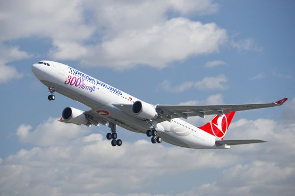 Turkish Airlines Airbus A330-300